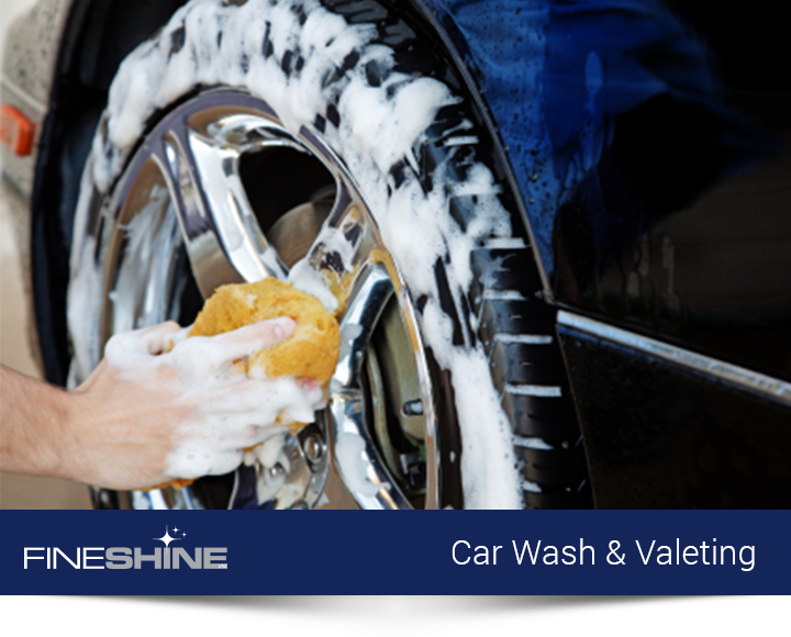 Car Wash & Valeting