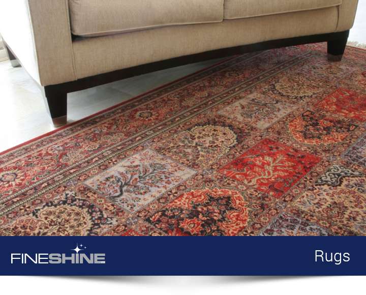 Fine shine rug cleaning